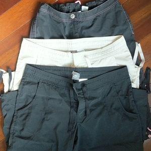 Nike Capri shorts All 3!